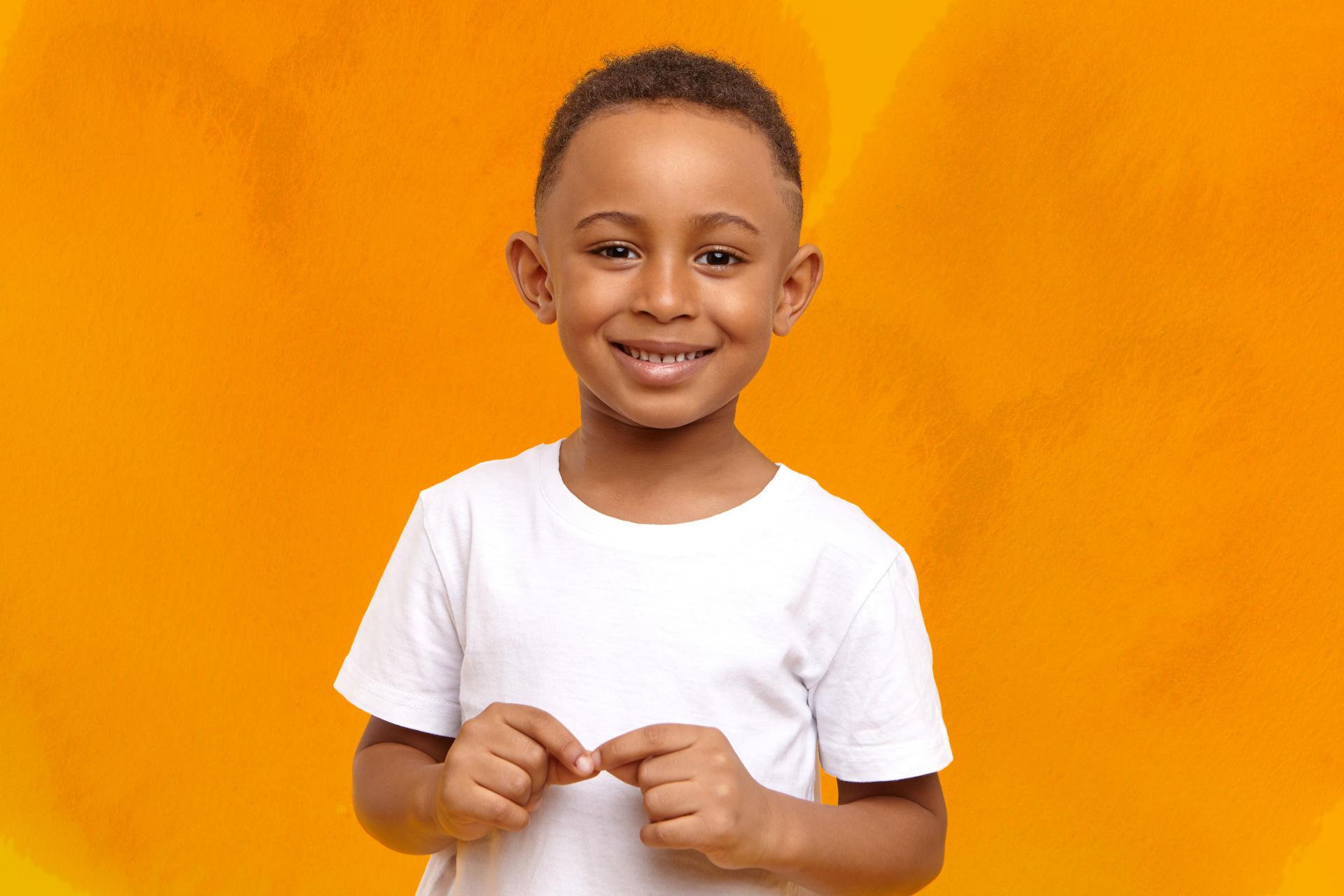 Children's oral care