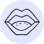 oral thrush icon