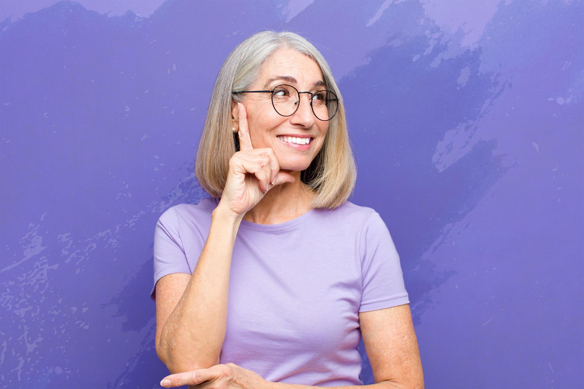Senior citizen's oral care