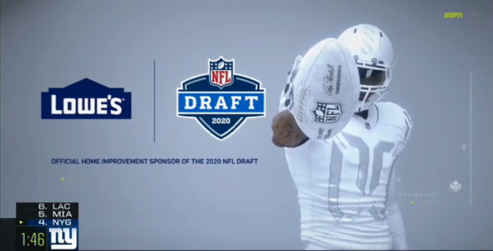 The NFL Draft 2020 Compilation Featured Image #1