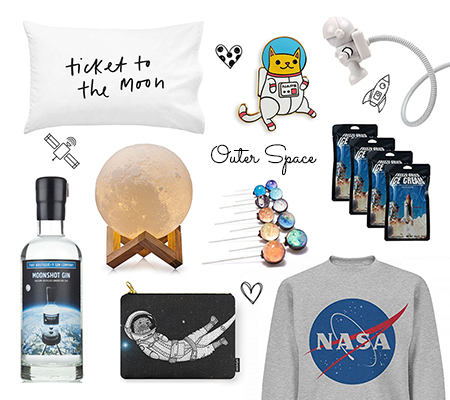 Stellar gift ideas for space lovers