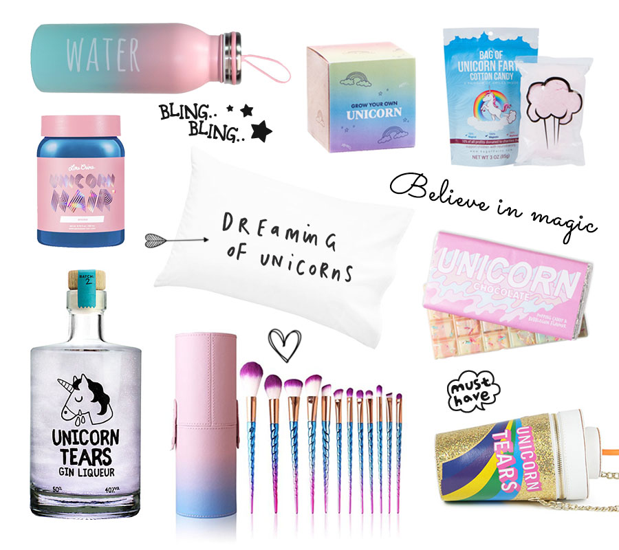 10 unicorn gifts