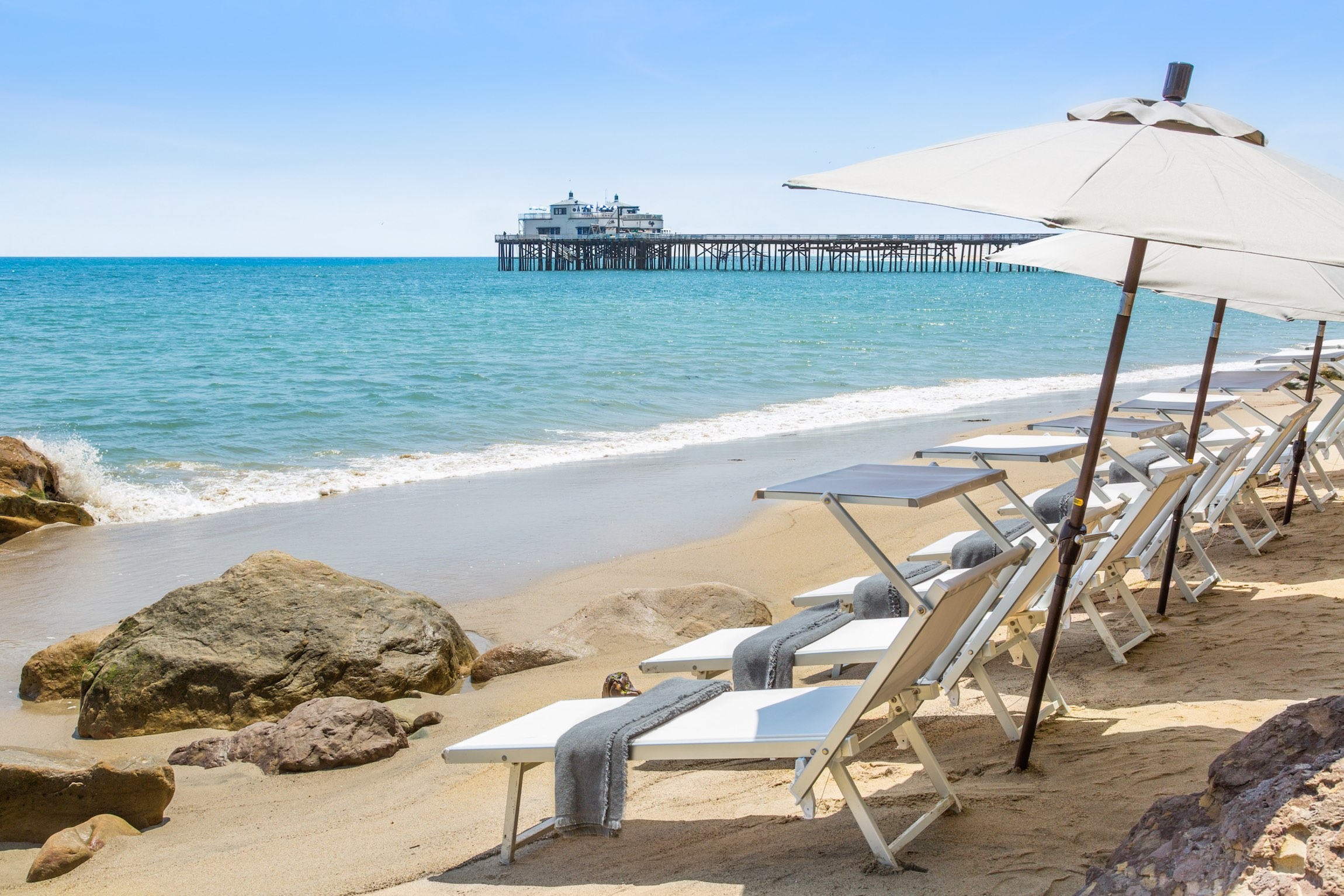 Malibu Beach Hotels Los Angeles