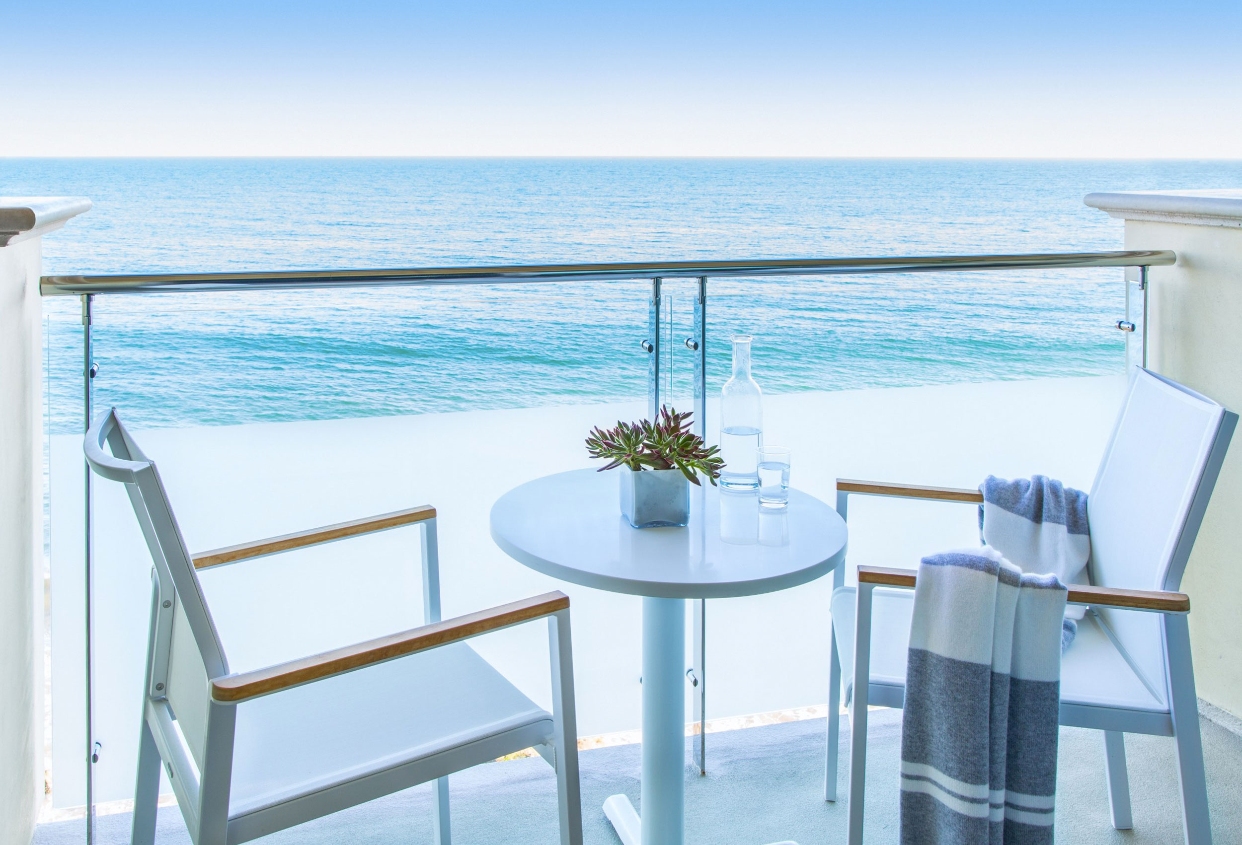 Malibu Beach Inn Balcony Chairs