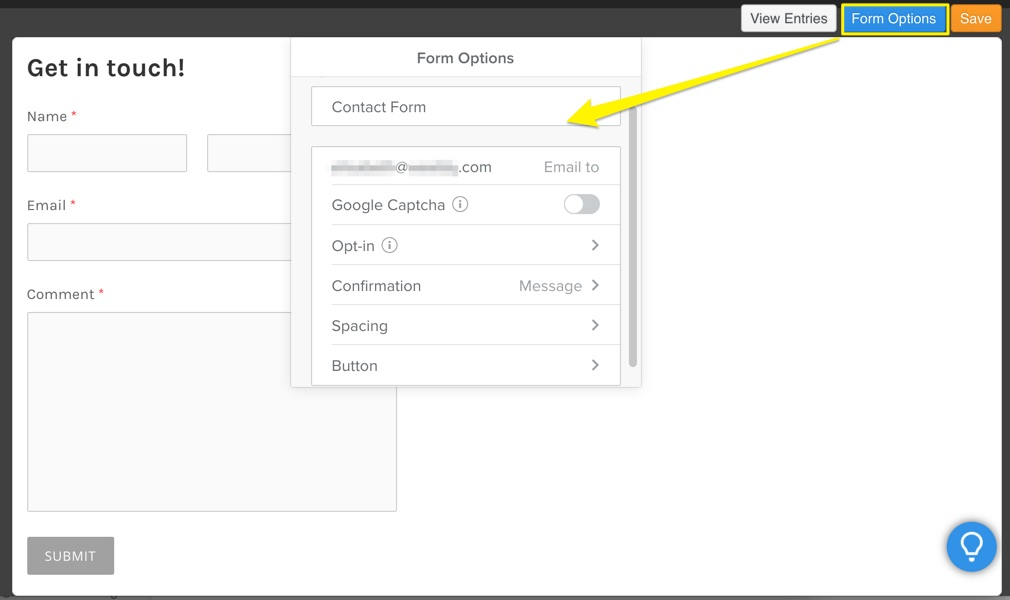 contact-forms-options