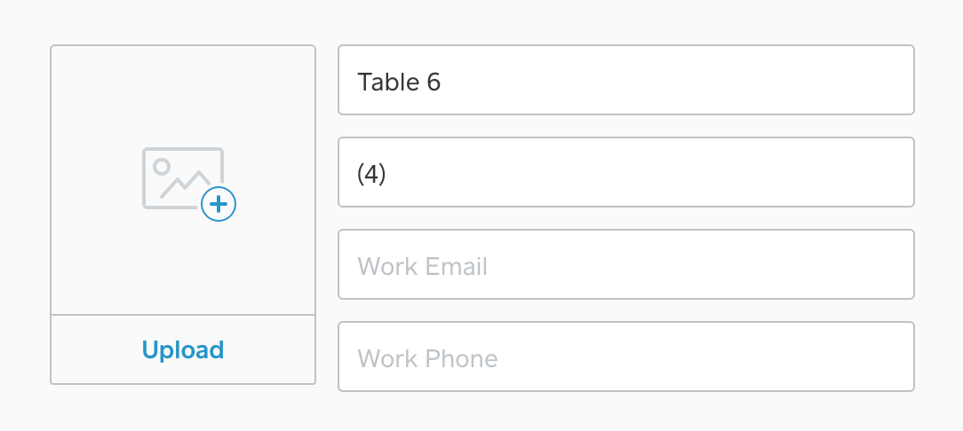 Table 6 as Employee