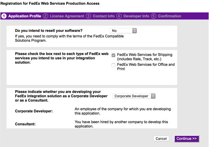 fed-ex-production-form