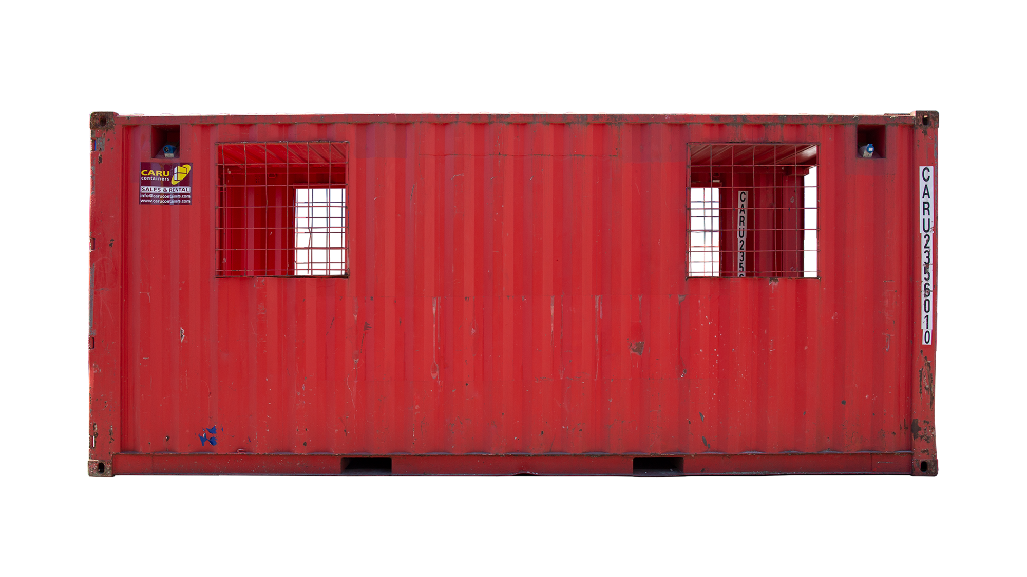 20ft Tunnel Container