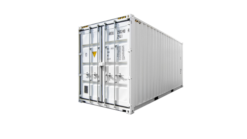 20ft High Cube Standaard container