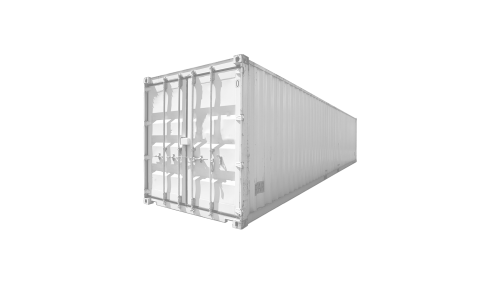 40ft Open Top Rebuild Container