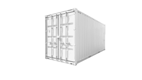20ft High Cube Offshore Container