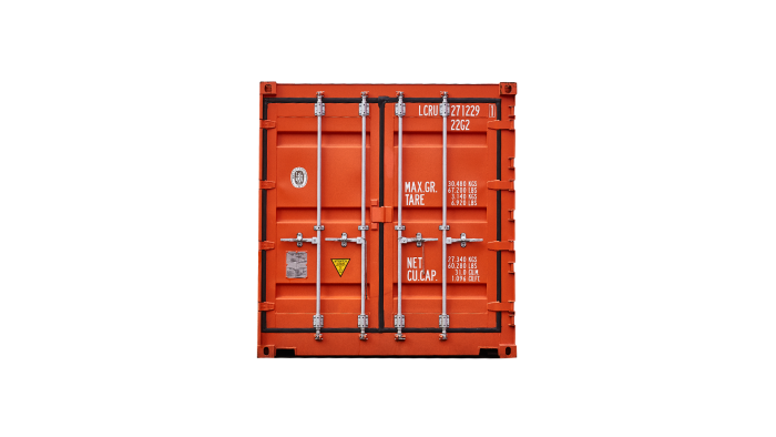 20ft Full Side Acces container