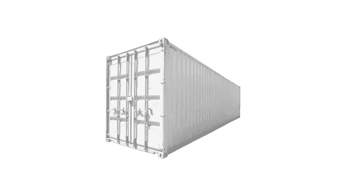 40ft High Cube Rebuild container