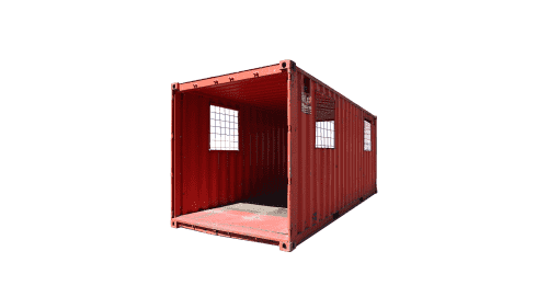 20ft Tunnel ContainerHuur