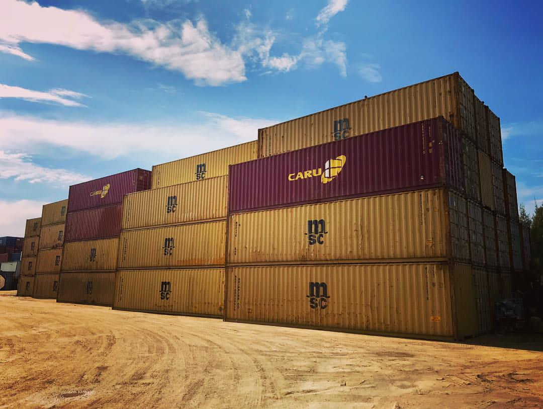 Container sizes: A complete overview