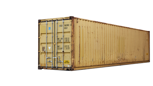 40ft High Cube Standaard container