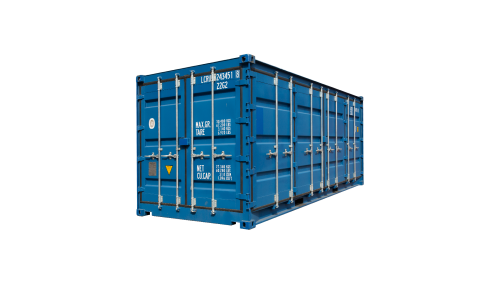 20ft Side Door container