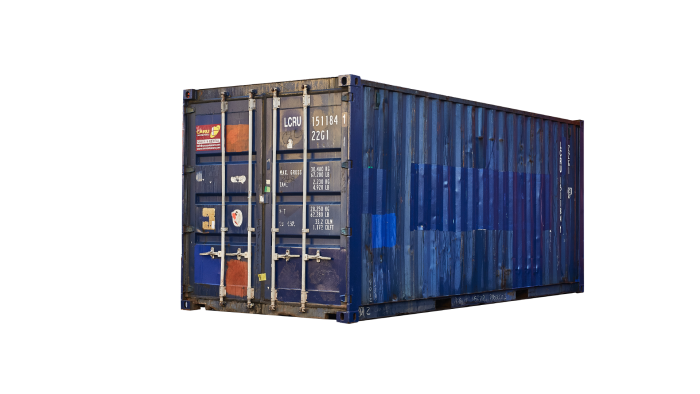 20ft Standard Container
