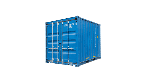 10ft Double Door ContainerNew
