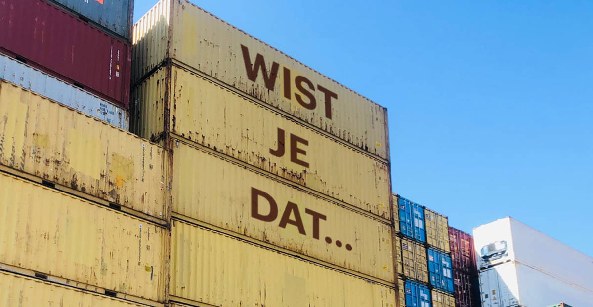 Wist je dat …? 20 verbluffende containerfeitjes
