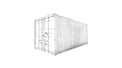 20ft Open Top DNV Container