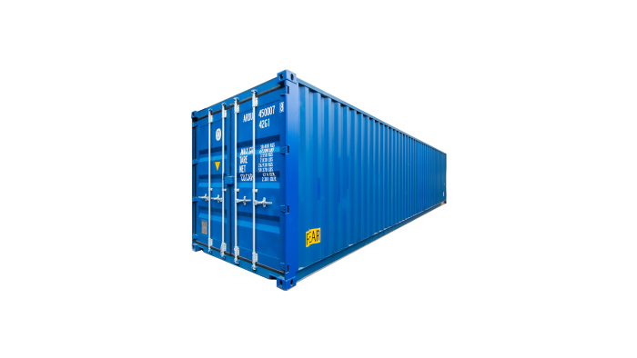 40ft Hard Top container
