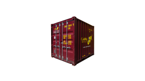 10ft Standaard container