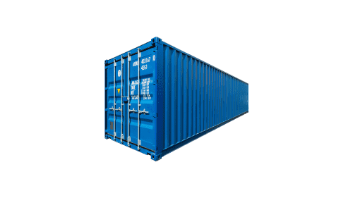 40ft Standaard container