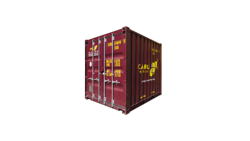 8ft Standaard container