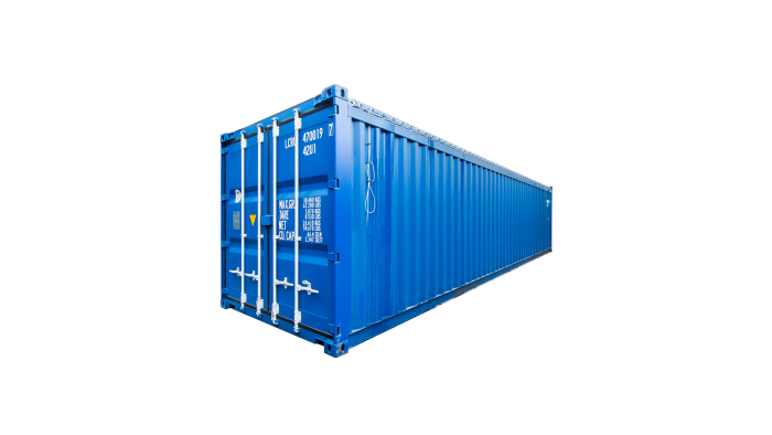40ft Open Top Original container