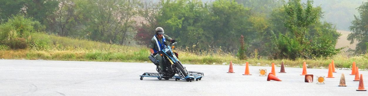 SKIDBIKE Training for New and Experienced Riders