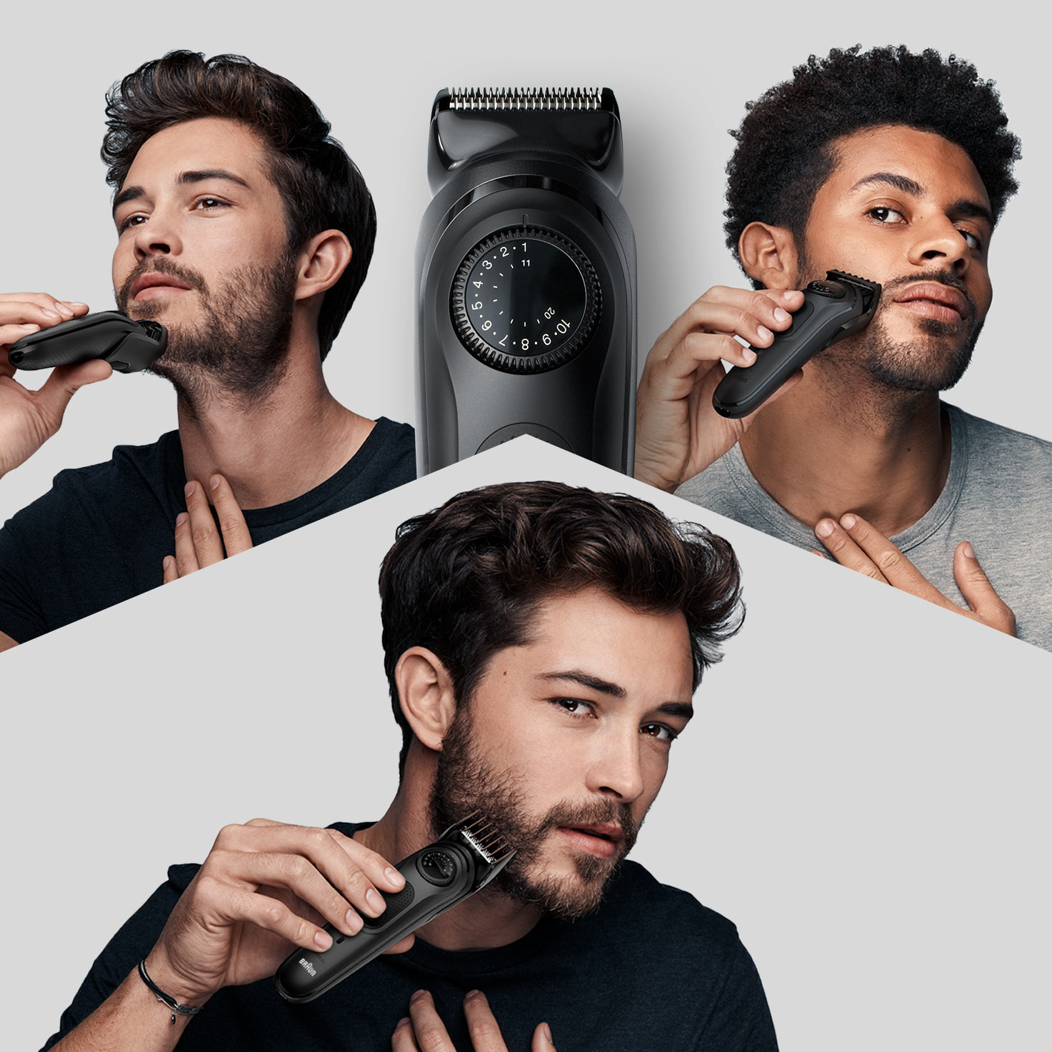 Braun Beard Trimmer BT7 Design Edition