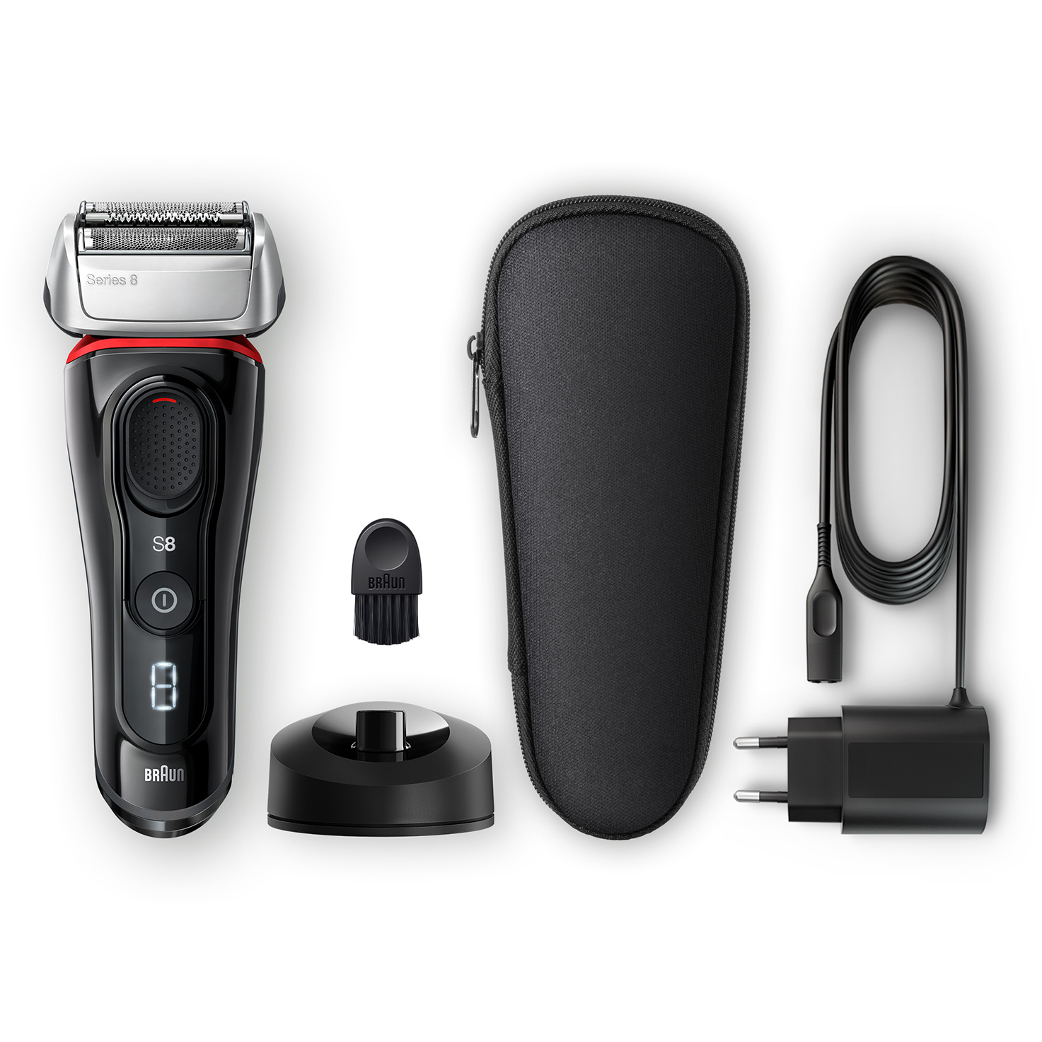 Series 8 8320s shaver - What´s in the box