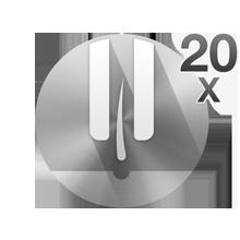 نظام 20-Tweezer
