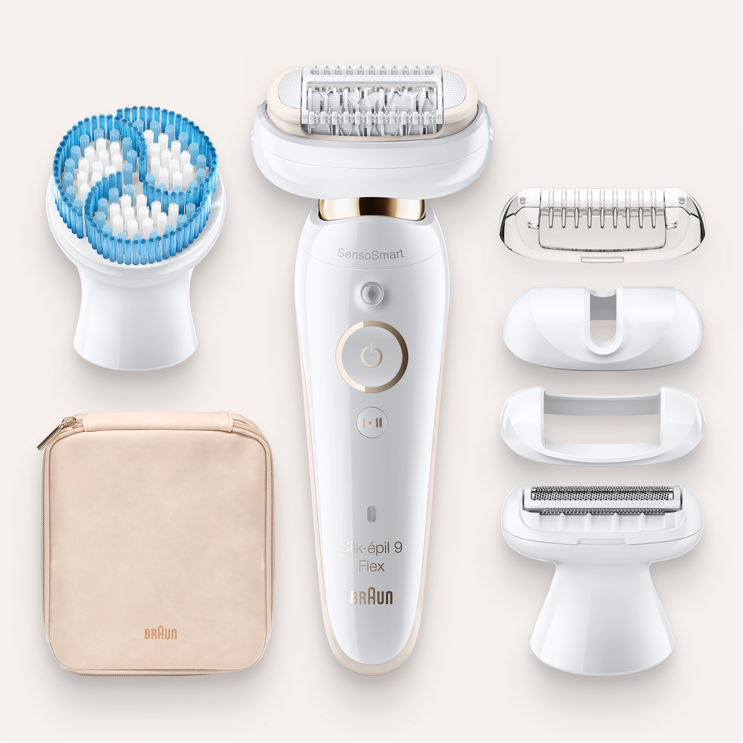 Silk-épil 9 Flex 9-010 epilator