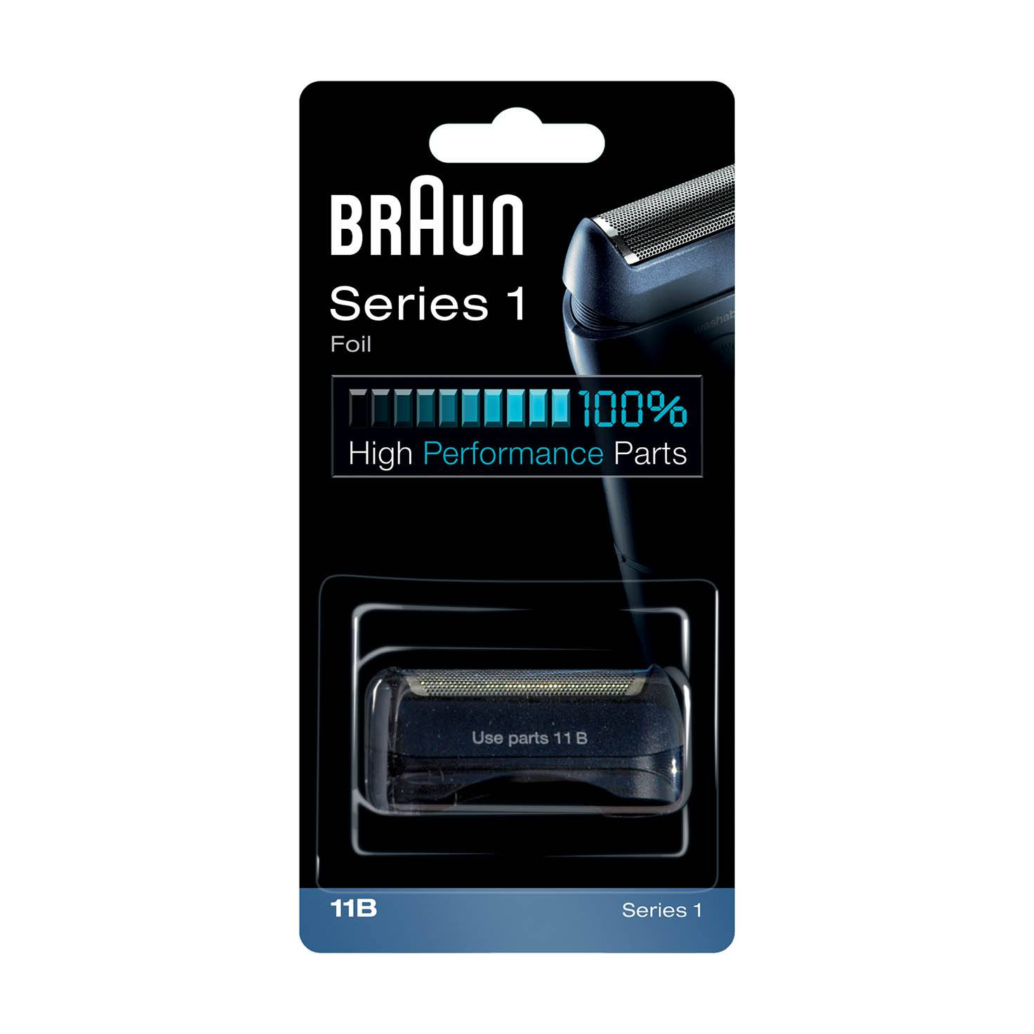 Braun Series 1 Combi 11b Replacement Head pack 1 Count