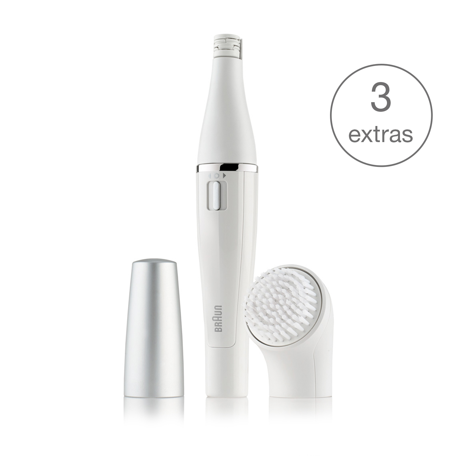 Braun Face 830 Premium Edition