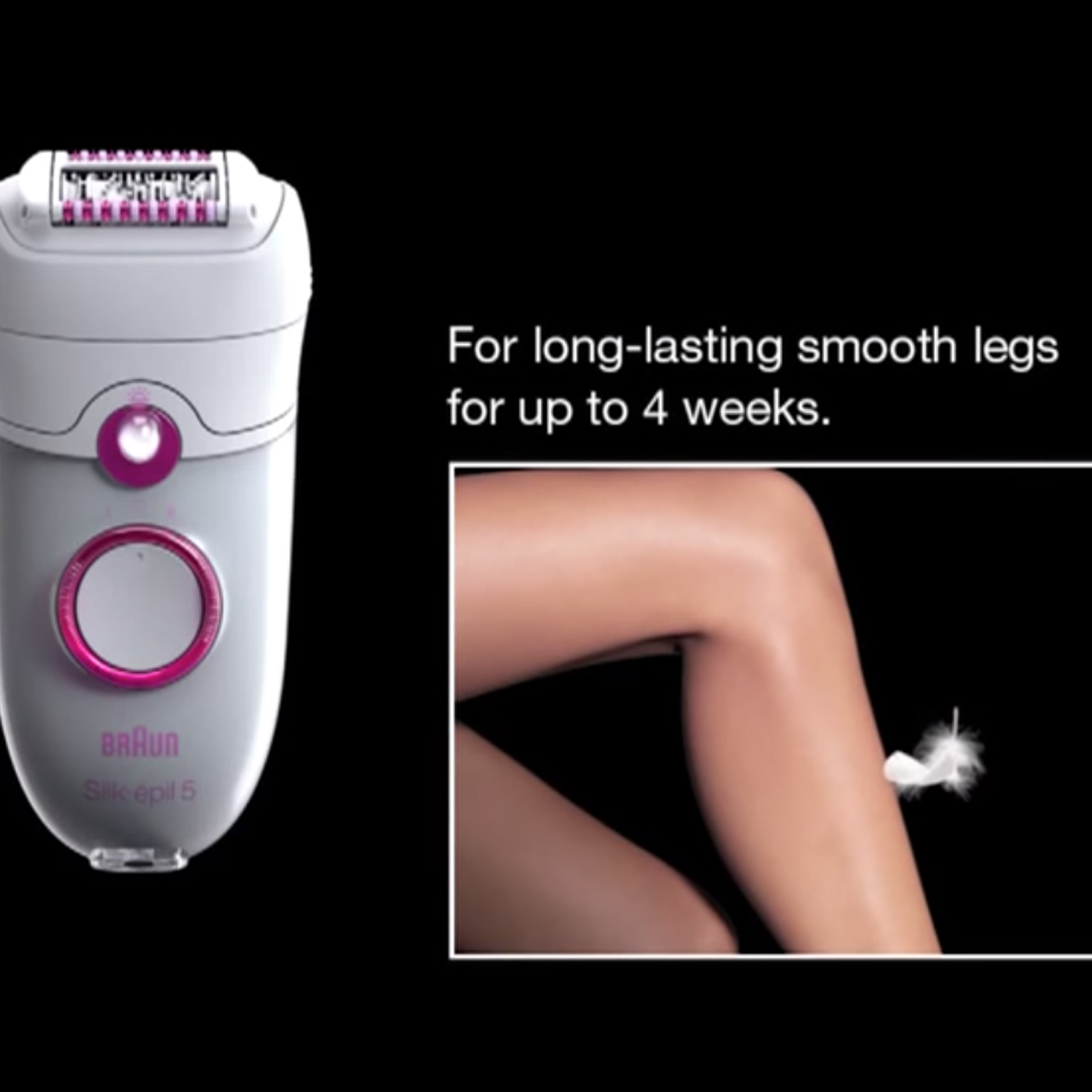 Braun-Silk-epil-5-Epilator-Product-demo-video