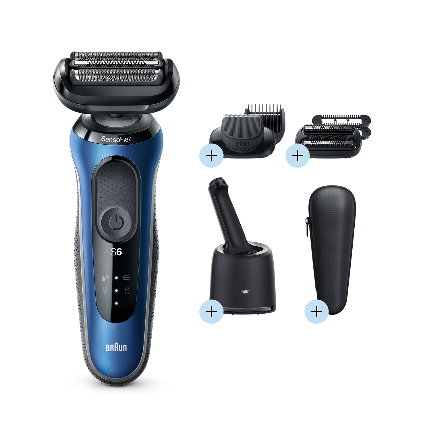 Braun Series 6 60-B7850cc Electric Shaver