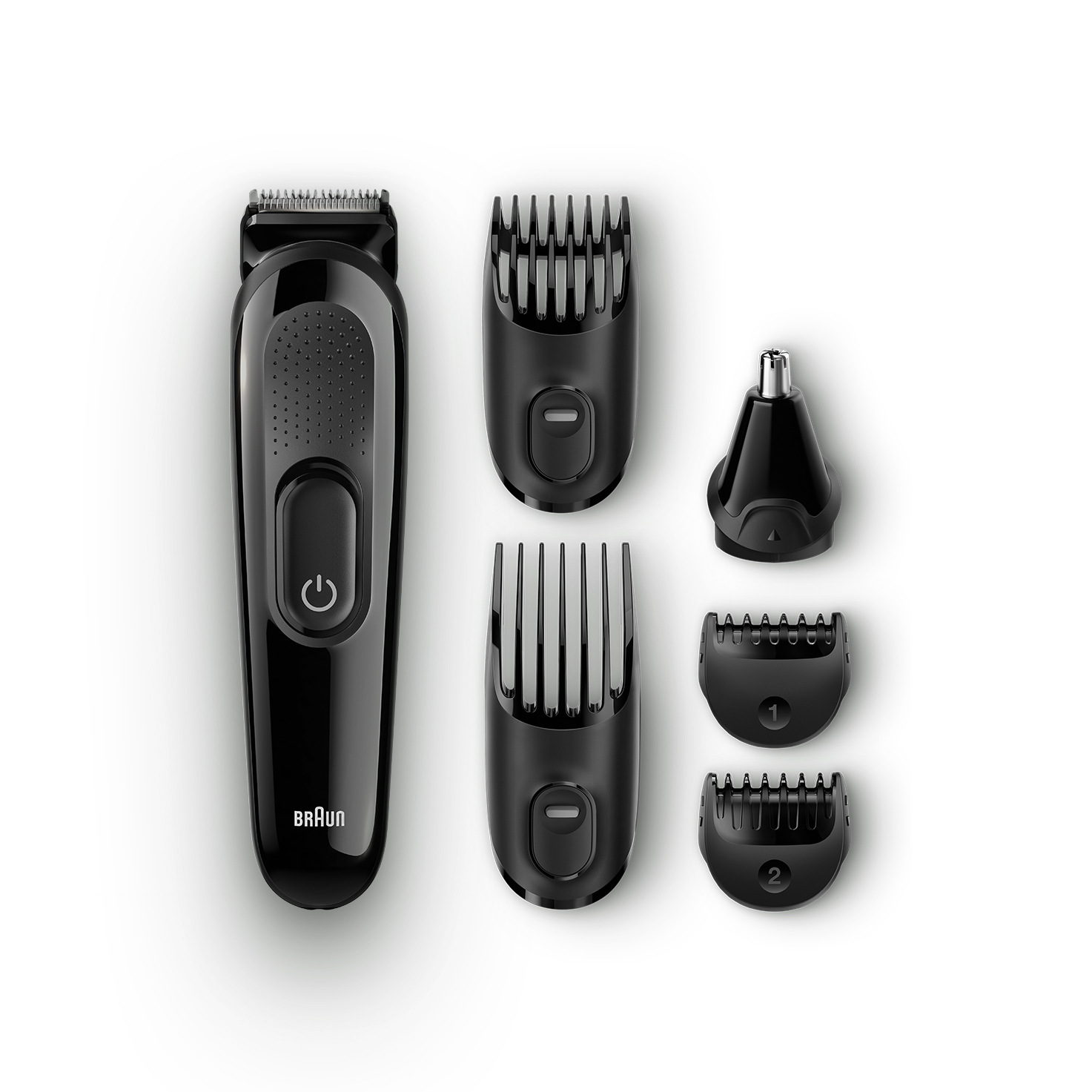 Braun multi grooming kit MGK3020 what´s in the box