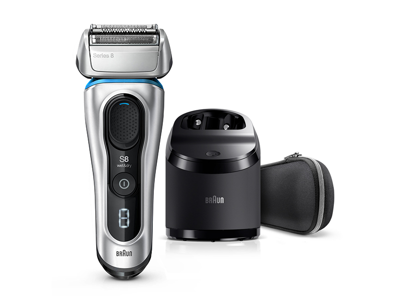 Series 8 8390cc Wet & Dry shaver