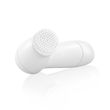 Facial cleaning brush