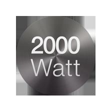 2000 Watt