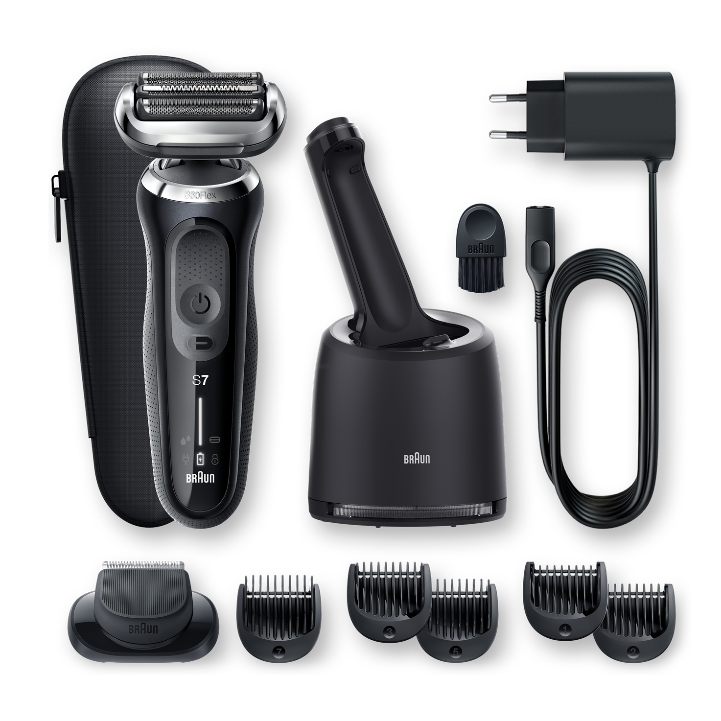 Braun Series 7 70-N7500cs Electric Shaver