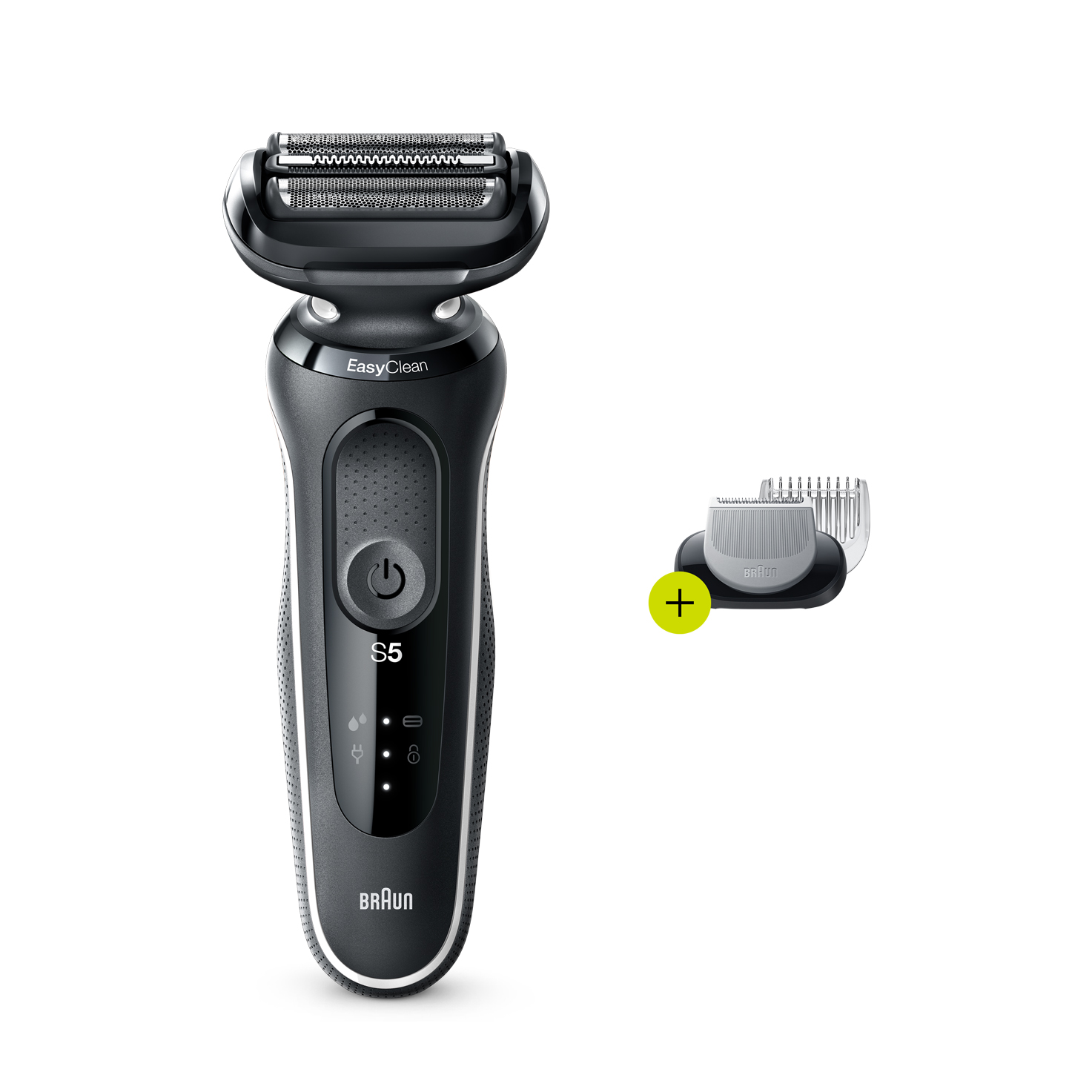 Braun Series 5 50-W1600s Electric Shaver