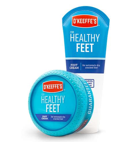 Healthy Feet  Jar and Tube