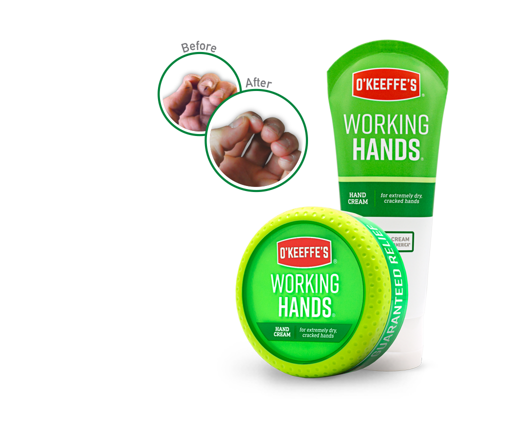 Working Hands Family of Products