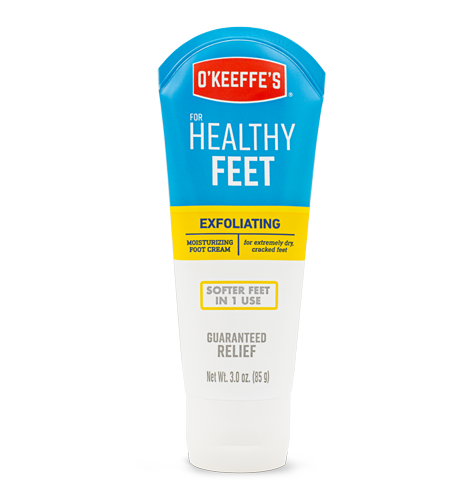Healthy Feet Exfoliating