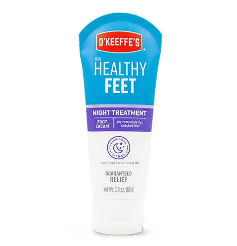 Healthy Feet Night Treatment Tube
