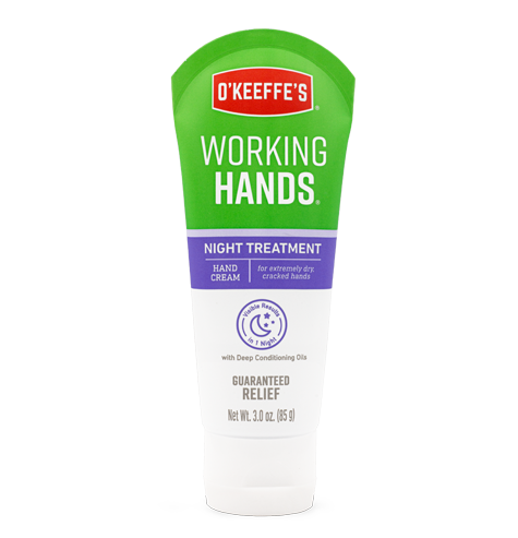 Working Hands Night Treatment Tube